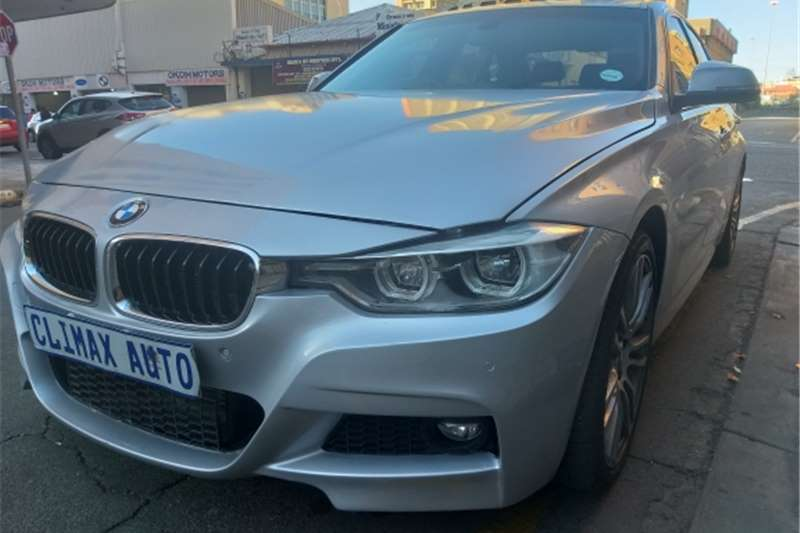 2015 BMW 3 Series 320d M Performance Edition sports-auto