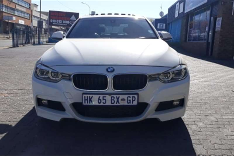 Used 2018 BMW 3 Series 320d M Performance Edition sports auto