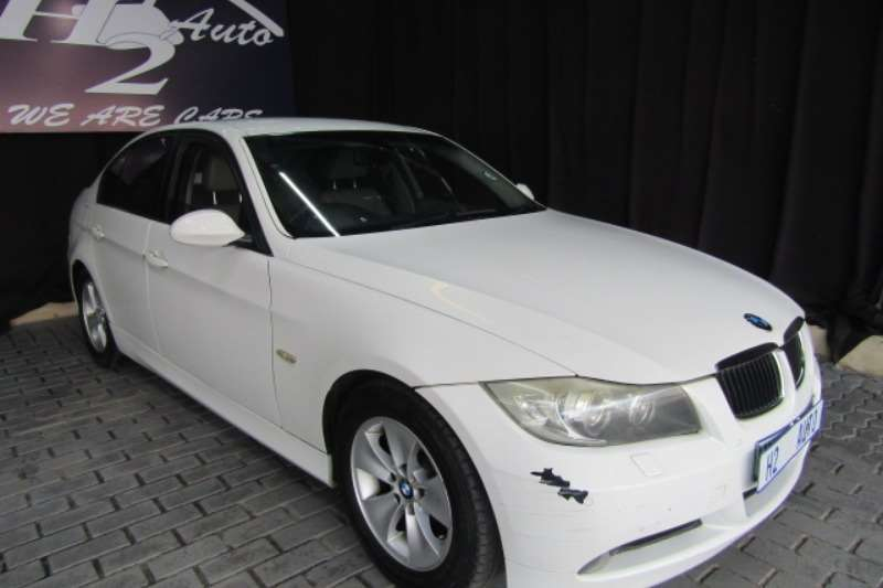 BMW 3 Series 320d M Sport 2008