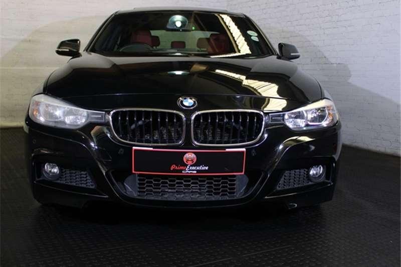 BMW 3 Series 320d M Sport 2013