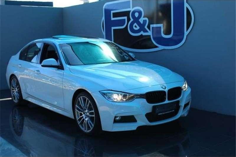 BMW 3 Series 320d M Sport 2014