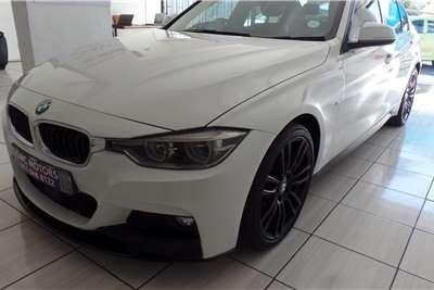 Used 2012 BMW 3 Series 320d M Sport auto