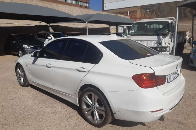 2012 BMW 3 Series 320d M Sport auto