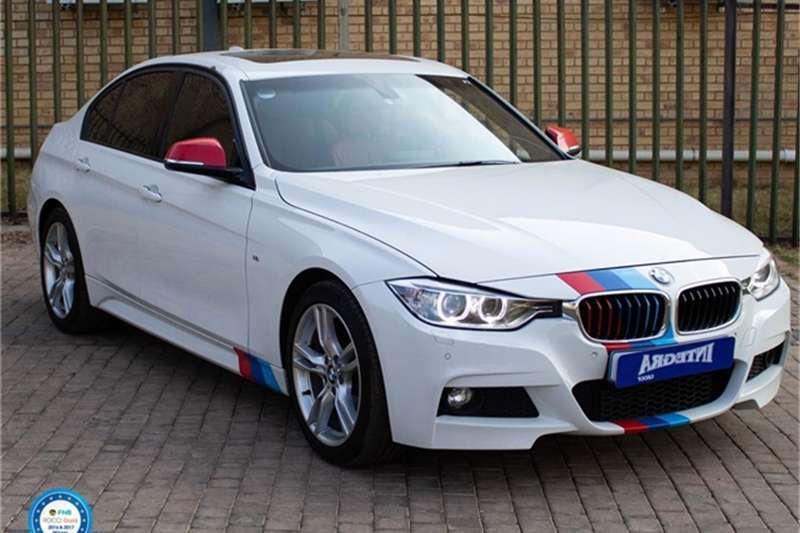 BMW 3 Series 320d M Sport auto 2013