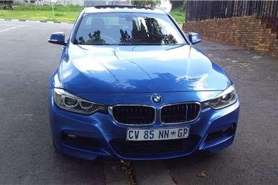 Used 2013 BMW 3 Series 320d M Sport auto