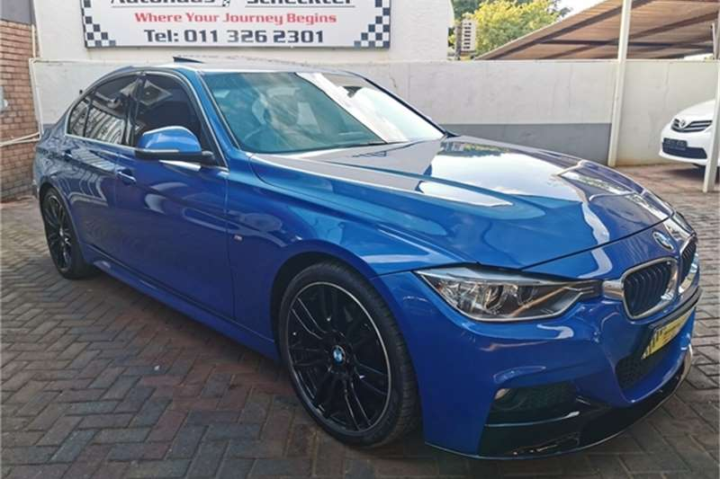 BMW 3 Series 320d M Sport auto 2014