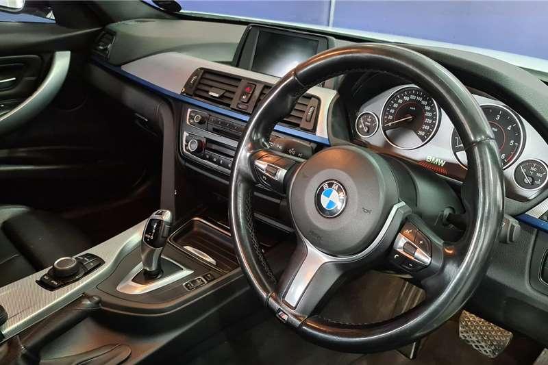 Used 2014 BMW 3 Series 320d M Sport auto