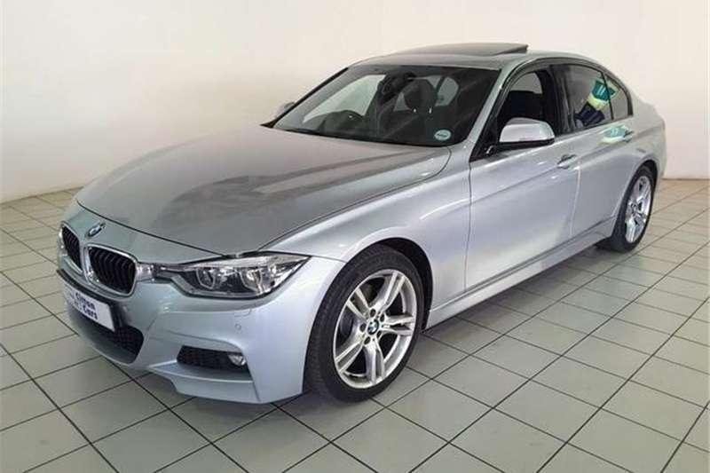 BMW 3 Series 320d M Sport auto 2015