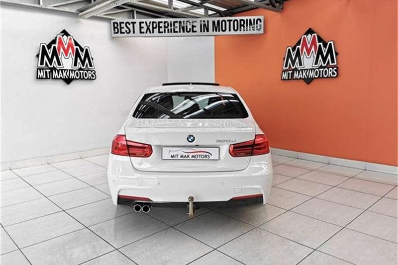 2016 BMW 3 Series 320d M Sport auto