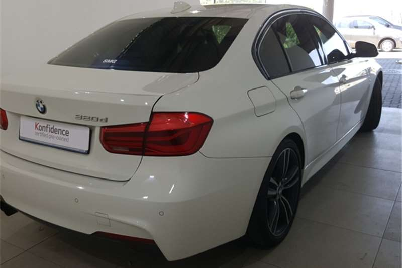 BMW 3 Series 320d M Sport auto 2017