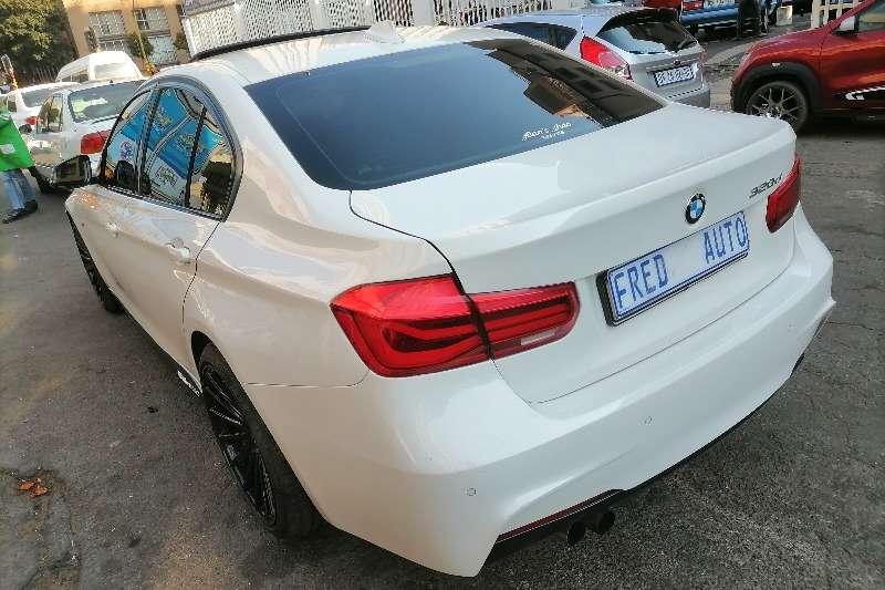 Used 2017 BMW 3 Series 320d M Sport auto