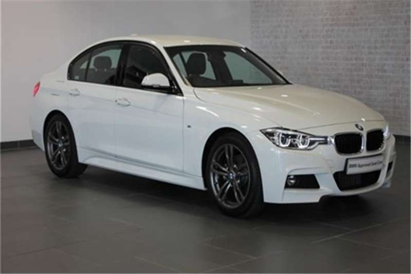 Bmw 3 Series 320d M Sport Auto For