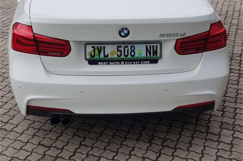 BMW 3 Series 320d M Sport auto 2018