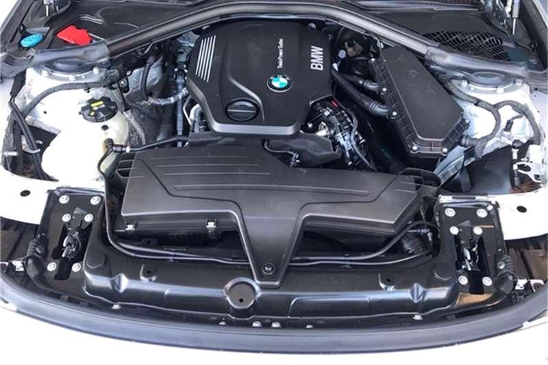 2018 BMW 3 Series 320d M Sport auto