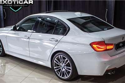 Used 2018 BMW 3 Series 320d M Sport auto