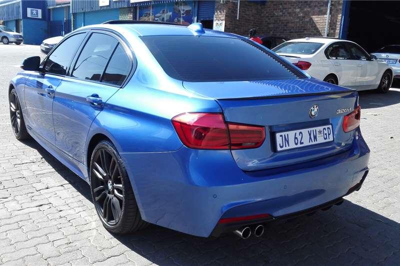 Used 2016 BMW 3 Series 320d M Sport sports auto