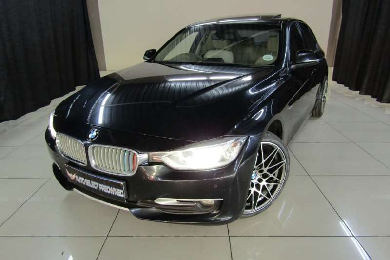 BMW 3 Series 320d Modern auto 2012