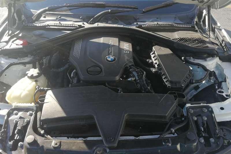 Used 2017 BMW 3 Series 320d Modern auto
