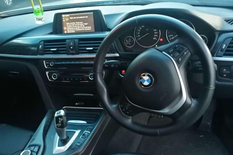 BMW 3 Series 320d Modern sports auto 2015