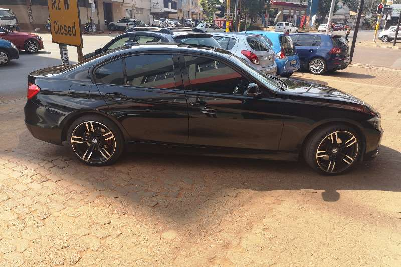 BMW 3 Series 320d Sport 2012
