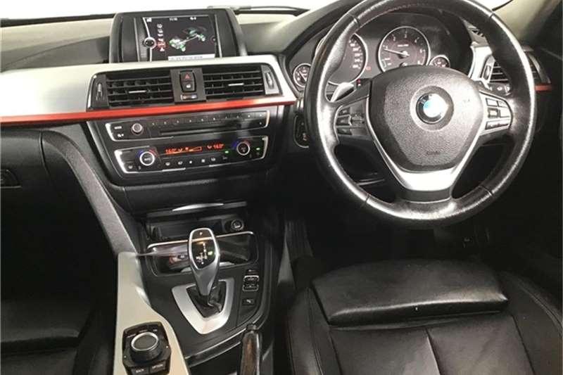 BMW 3 Series 320d Sport auto 2012