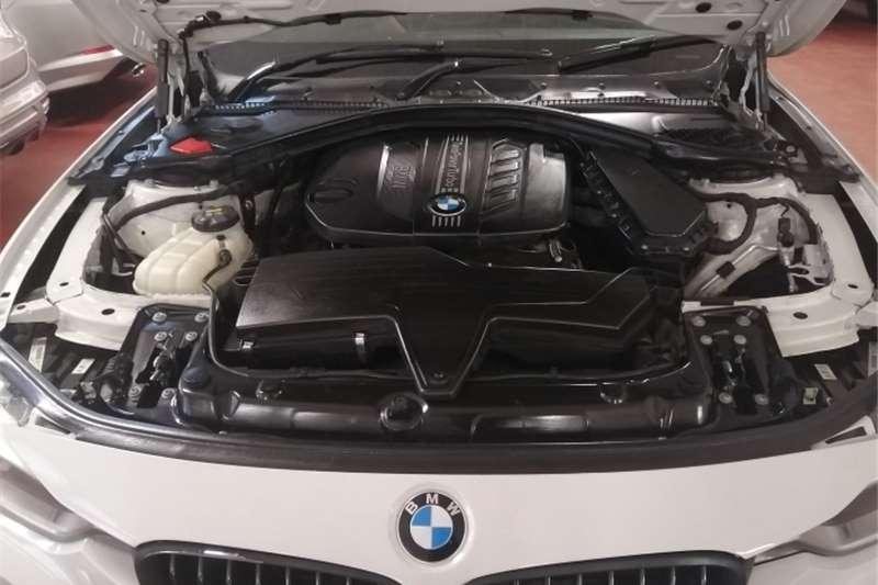 Used 2015 BMW 3 Series 320d Sport auto