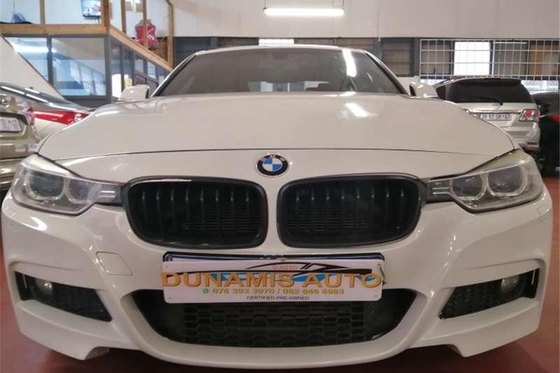 2015 BMW 3 Series 320d Sport auto