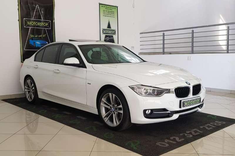 BMW 3 Series 320d Sport Line auto 2015