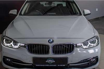 Used 2017 BMW 3 Series 320d Sport Line auto