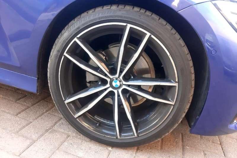 Used 2019 BMW 3 Series 320d Sport Line sports auto