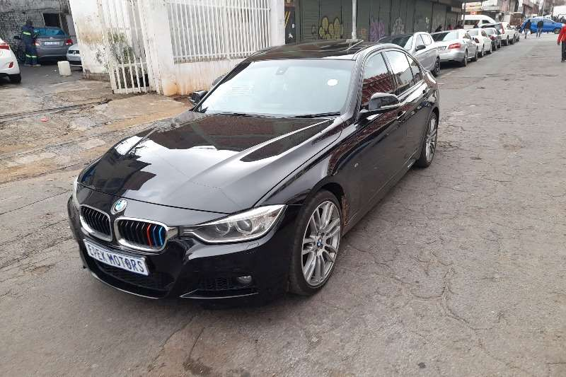 Used 2014 BMW 3 Series 320d Start