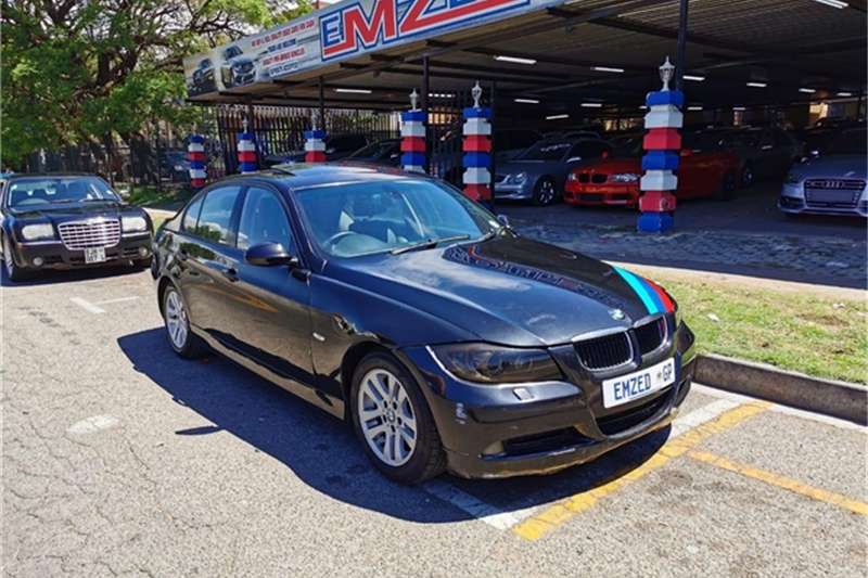 BMW 3 Series 320d steptronic 2007