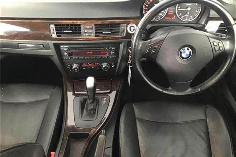 BMW 3 Series 320d steptronic 2009