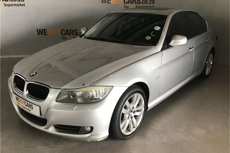 BMW 3 Series 320d steptronic 2010