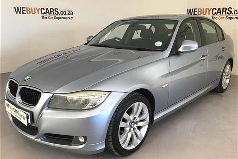 BMW 3 Series 320d steptronic 2012