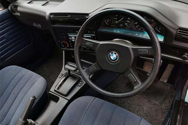 BMW 3 Series 320i 1985