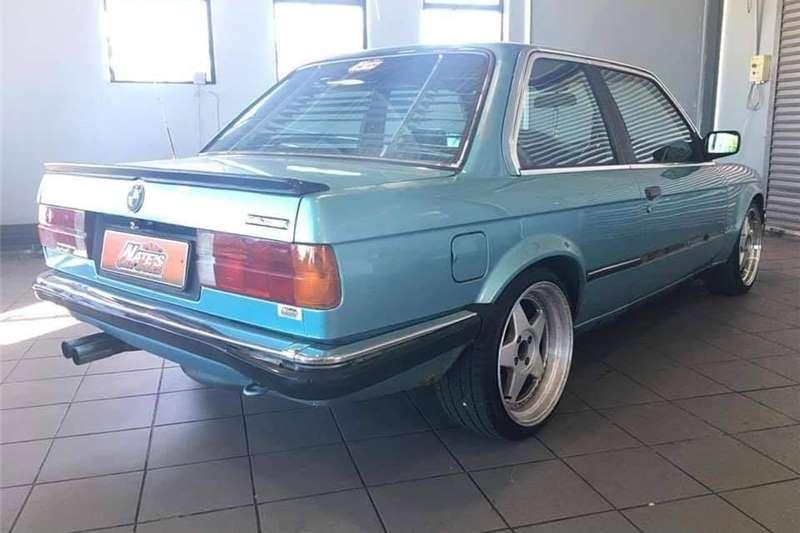 BMW 3 Series 320i 1986