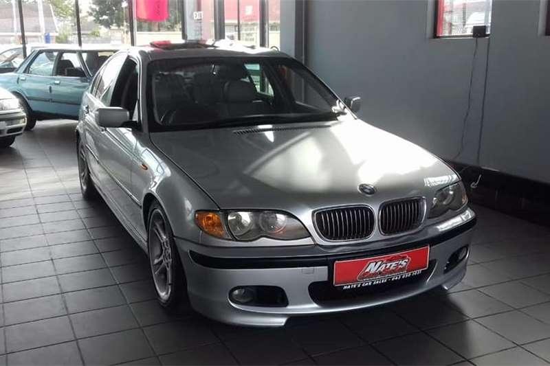 BMW 3 Series 320i 2001
