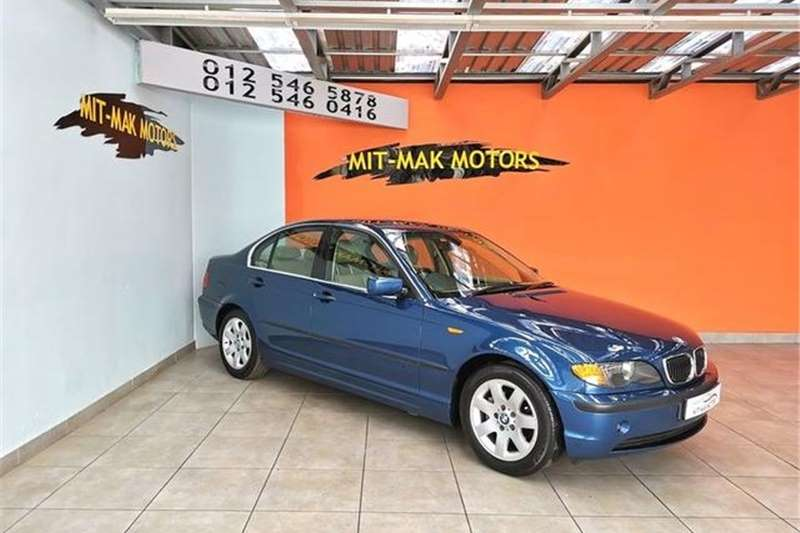 BMW 3 Series 320i 2002