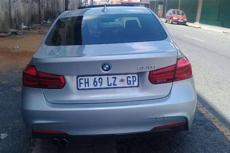 BMW 3 Series 320i 2016