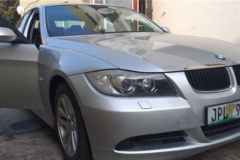 BMW 3 Series 320i 3 40 Year Edition 2007