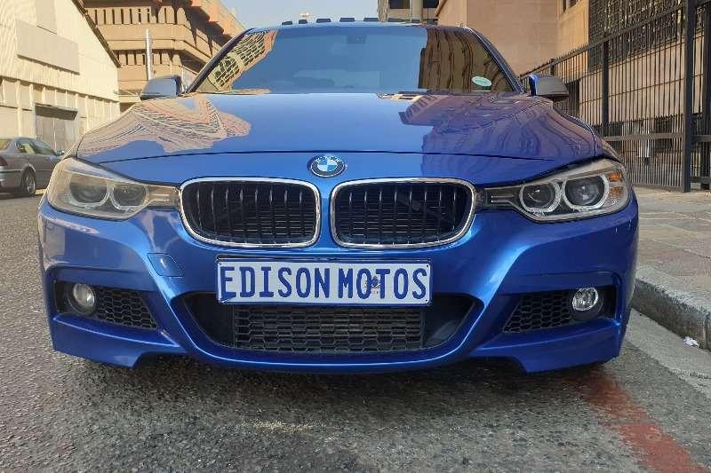 BMW 3 Series 320i 3 40 Year Edition 2014