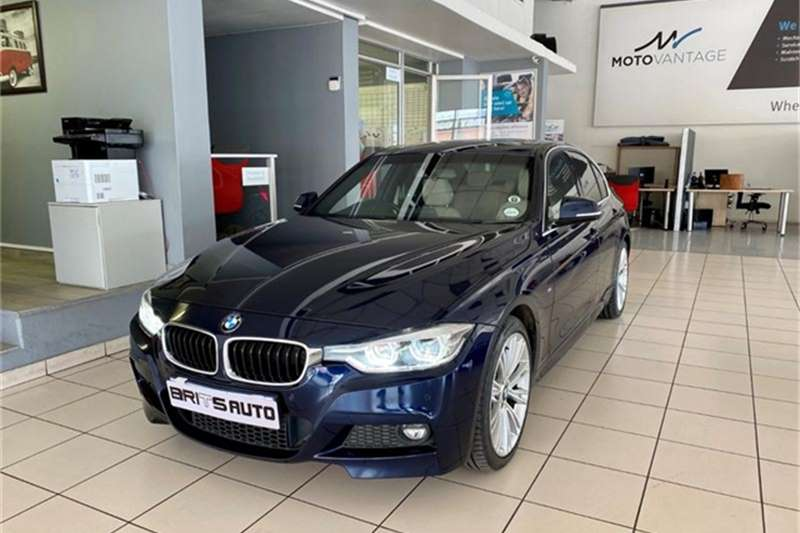 BMW 3 Series 320i 3 40 Year Edition auto 2016