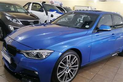 Used 2017 BMW 3 Series 320i 3 40 Year Edition sports auto