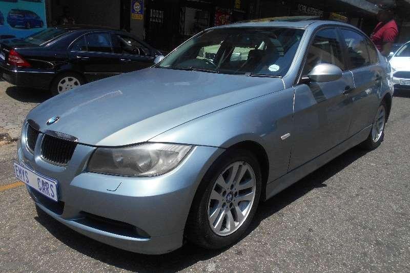 2007 BMW 3 Series 320i auto