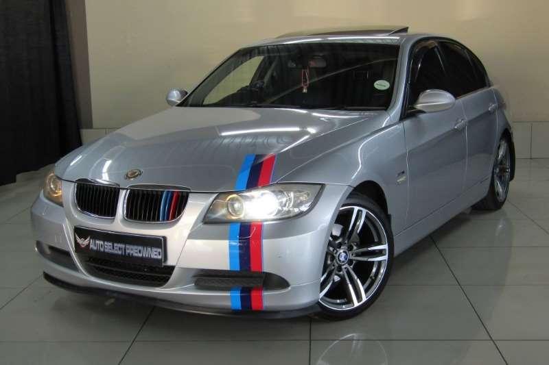 BMW 3 Series 320i auto 2008