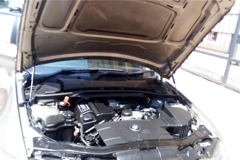 2008 BMW 3 Series 320i auto