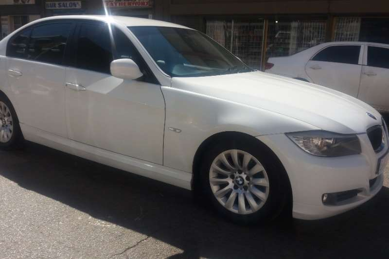 Used 2009 BMW 3 Series 320i auto