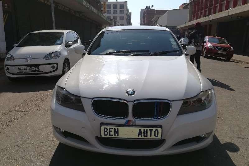 BMW 3 Series 320i auto 2011