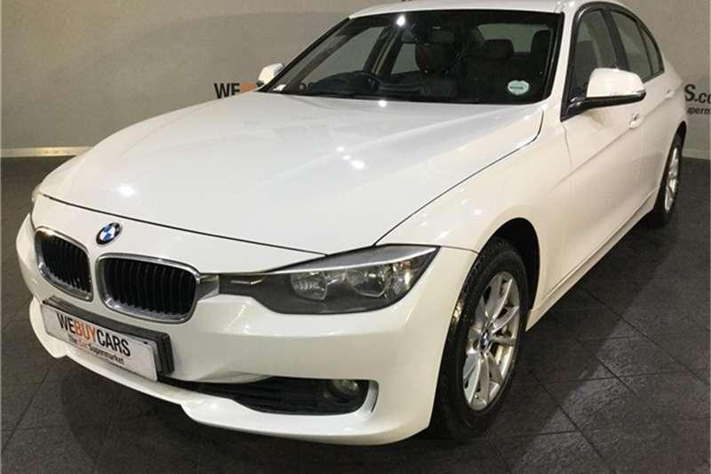 BMW 3 Series 320i auto 2012